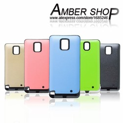 Amber Shop new model 3800mAh colorful External Protective Rechargeable Lithium Polymer Battery Case For Samsung Galaxy Note 4