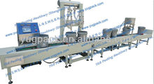 Low Cost Double Heads Edible Oil Filling Machine
