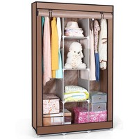S7 high-quality & cheap portable bedroom closet wardrobe cabinets home furniture armoire wardrobe designs