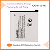 High Quality Digital Camera Battery NP-60 for Casio Exilim EXZ80BK , China camera battery manufacturer