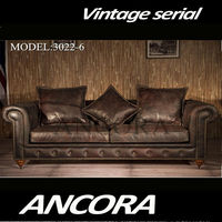 living room Cheap chesterfield sofa A127