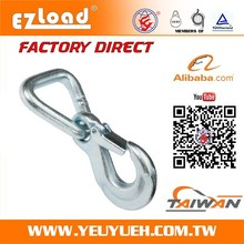 "[EZ LOAD] 2""Inch 50mm Safety Buckle Trigger Snap Hook Wholesale"