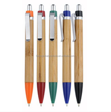 China Factory Top Selling Products 2015 Promotion Gifts Recyled Pens Wood Pens Paper Pens