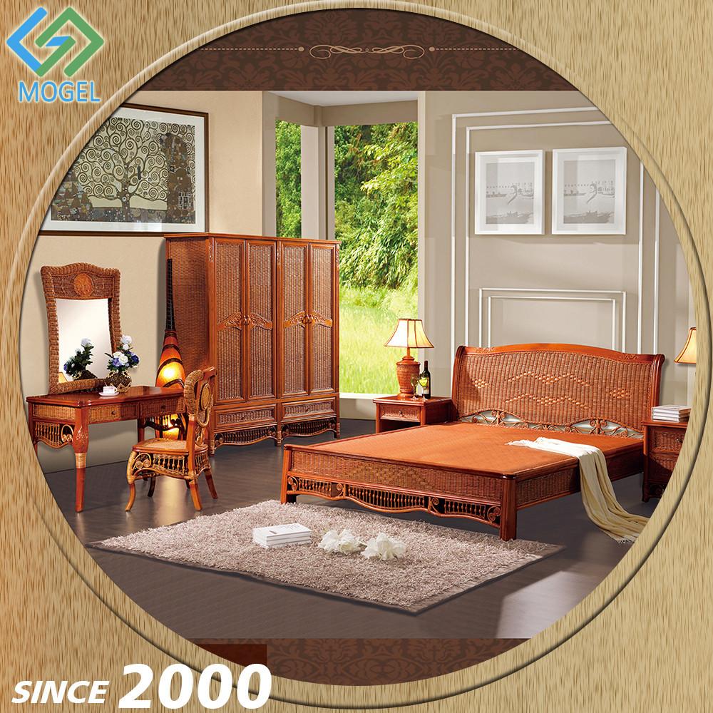 Combination Price Cane Modern Pakistan Bedroom Furniture