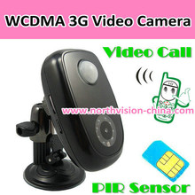 3G Camera Battery Operated Wireless Security IP Camera for Home