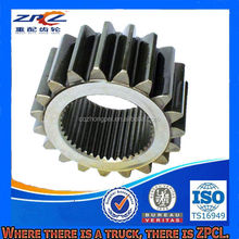 Truck Parts ISO/TS 16949 Certified Steel Sun Gear 3463540517 For Mercedes Benz And North Benz