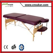 Nuga Best Wooden Massage Bed,Used Beauty Salon Furniture