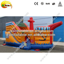2015 durable and popular inflatable pirate bouncer for sale