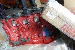 original 11401-E0702 HINO J05E diesel engine cylinder block sub ASSY. J05E cylinder block