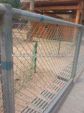 Campo de fútbol de enrejado |garden cerca( fábrica)