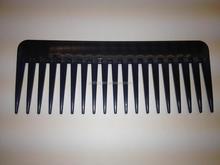 Hot Selling Professional Long Teeth Plastic Hair Comb