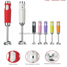 220V 600W low noise electric battery operated mini kitchen living hand blender