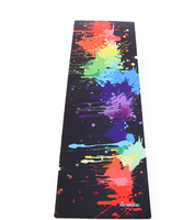 OEM quality custom printed yoga mat , eco friendly natural rubber foldable yoga mat material factory price
