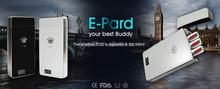 2015 Latest mini electric cigarette zippo pcc E Pard disposable E Pard wholesale