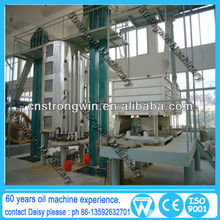 capacity 1-100TPD with top finished oil for peanut oil refinery