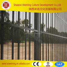 outdoor orange plastic 358 high security fence