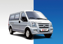 LHD/RHD Dongfeng well-being C37 mini bus for sale 9 passeneger car for sale in Africa