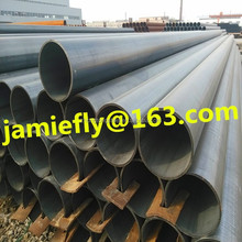 Manufacture construction material carbon steel pipe standard length