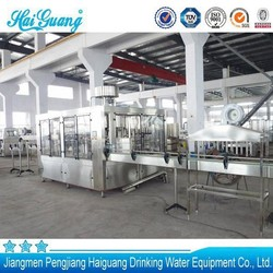 Professional factory automatic high quality mineral water plant cost