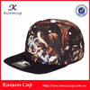 2014 Fshion Floral Print Custom Embroidered Snapback Hats Wholesale