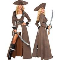 Пираты Карибского костюма косплей женщины Карибские пираты, Пираты Карибского Косплей