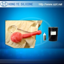 RTV liquid silicone rubber for polyurethane products