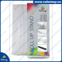 Roll up banner,pop up banner stand,roll up horizontal banner stand for tradeshow