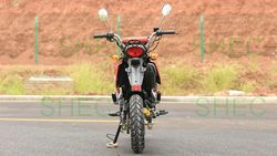 Motorcycle chongqing hot selling 200cc off road motorcycle