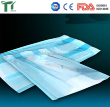 Medical EO and Steam.Gas Sterilization Heat-Sealing Gusseted Pouch/Roll