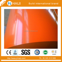 colored PPGI galvanized steel sheet for Roofing Building Supply in any RAL Colors