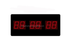Antique Bright LED Digital Wall Clock for Indoor Time Display