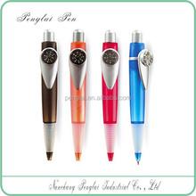 2015 Funny bottle opener plastic pen for travel