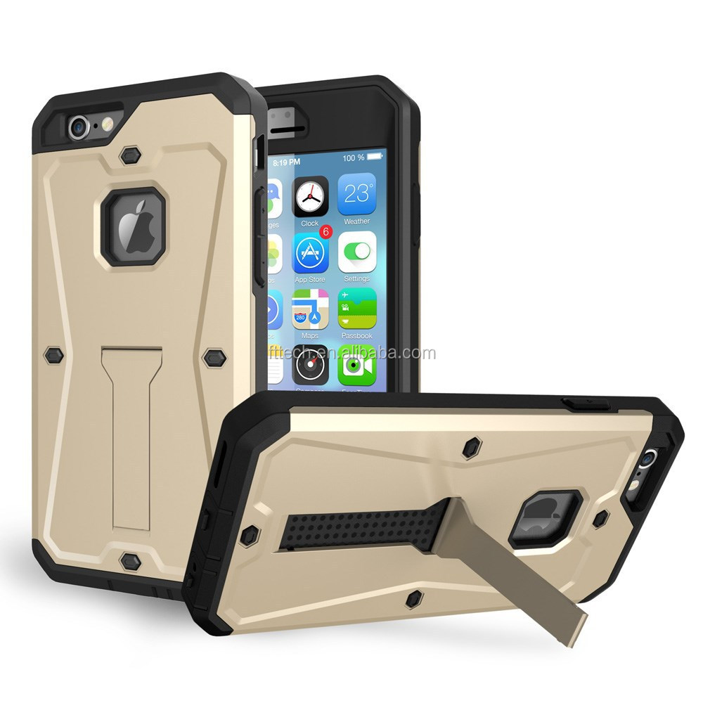 2015 new armor shockproof mobile phone case for iphone 6. Black Bedroom Furniture Sets. Home Design Ideas