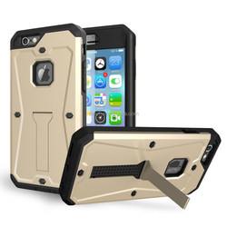 2015 New armor Shockproof mobile phone case for iphone 6 plus, armor cell phone case for iphone 6 plus