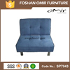 SP7043 space saving home furniture foam folding sofa bed