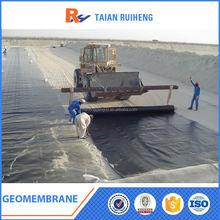 HDPE Geomembrane Price For Koi Fish Farm