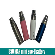 New Mini Pen Style Ego e Cigarette Ego w3 with 350mAh Battery 7 colors Optional Factory Supply