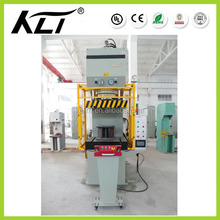 YSK Electric Manual Hydraulic Press 40T KLT Brand With CE Certificate/Forging equipment with displacement sensor