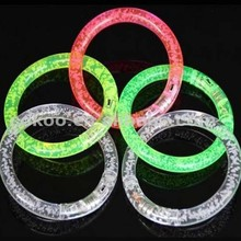LED bracelet 25cm light up flashing activated night dance parties raves festivals event & party supplies