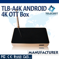 TLB-A4K ANDROID 4K quad core Android tv Box