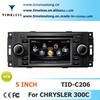 Timelesslong Car DVD Sat Navi for JEEP COMPASS 2007 year with A8 chipest, bluetooth, sd, ipod, 3g, wifi