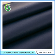 Soft Hand-feeling PU Garment Leather Material for Sell