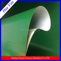 PVC Commission Belt For Light Duty Roller Conveyor