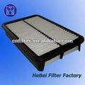 Carro filtro de ar para toyota corolla motor parte 17891-16020