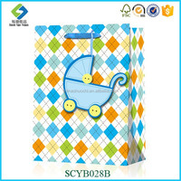 Korea Style Baby Series Factory Direct Wholesale Good Quality Handcraft Gift Paper Bag