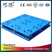 1100*1100*170 double faced heavy-duty euro plastic pallet