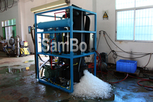 High Quality 30T Tube Ice Making Machine Commercial For Drinking and Food Preservation