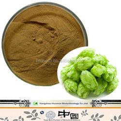ISO&Kosher free sample natural organic Humulus Lupulus Powder