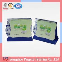 China Supplier English Arabic 2015 Wholesale Calendar Printing
