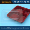 Low price recyclable convenient plastic fruit tray